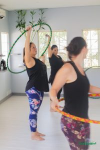 Learn to hula hoop and see what amazing health benefits it has like strengthening your core muscles